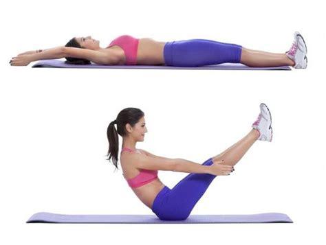 17 Exercícios para perder barriga e definir abdominais em casa