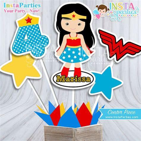 17 mejores ideas sobre Fiesta De La Mujer Maravilla en ...