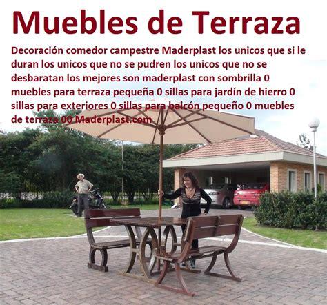 17 MESA Y SILLAS MOBILIARIO PARA EXTERIORES PLÁSTICOS ...