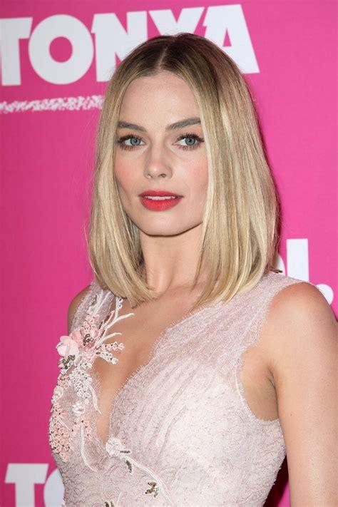 17 peinados para la media melena con Margot Robbie ...