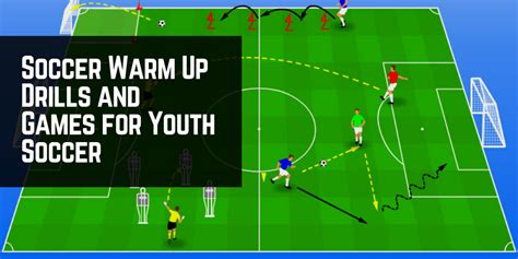 17 Soccer Warm Up Drills for Kids [Soccer Warm up Drills ...