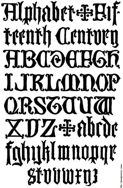 178. – English Gothic Letters. 15th Century. F.C.B.