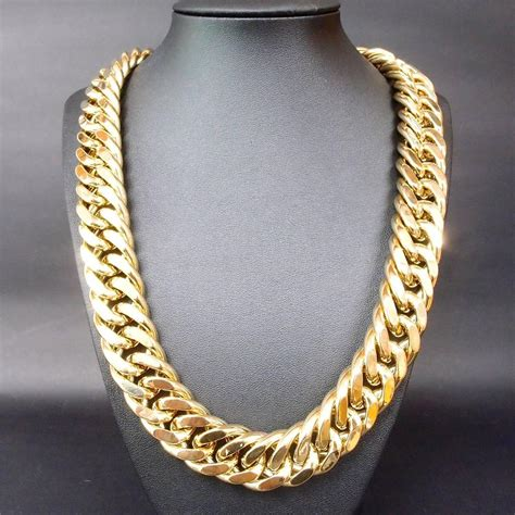 18k Gold Necklace For Men | ANDINO JEWELLERY