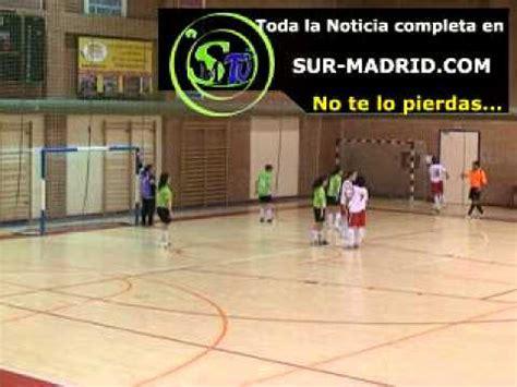 19 11 11 Partido de Fútbol Sala Femenino 1 División FSF ...