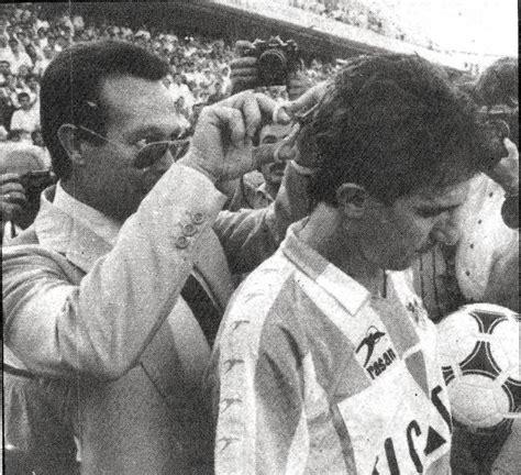 19 aniversario de la muerte del futbolista Juanito del ...