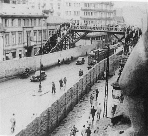 19 avril 1943 : Soulèvement du ghetto de Varsovie ...