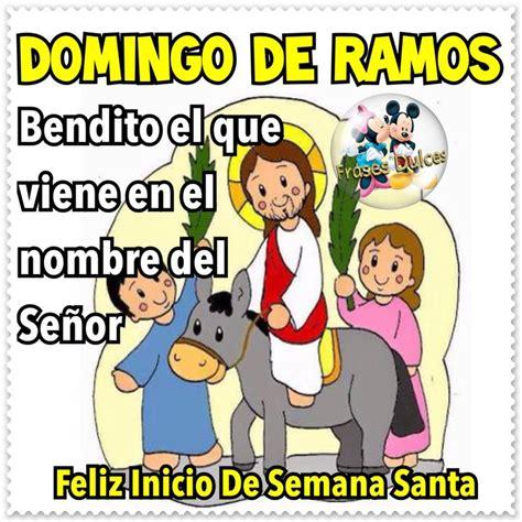 19 Domingo de Ramos Imágenes, Fotos y Gifs para Compartir ...