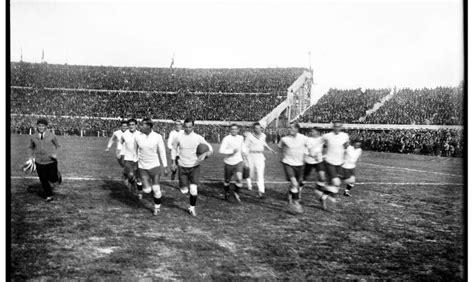 1930: El primer Mundial, en imágenes - Noticias Uruguay ...
