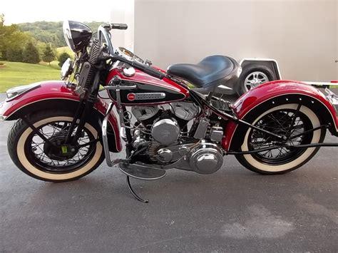 1945 Harley WL Flathead   Harley Davidson Forums