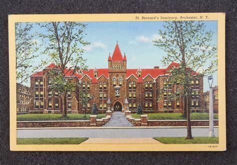 1947 St. Bernard s Seminary Rochester NY Monroe Co ...