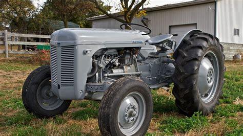 1950 Ferguson T0-20 Tractor | S16 | Gone Farmin' 2011