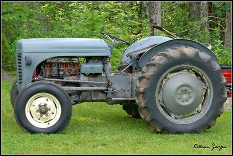 1950 Little Grey Fergie, Model TEA20 | Classic tractors ...
