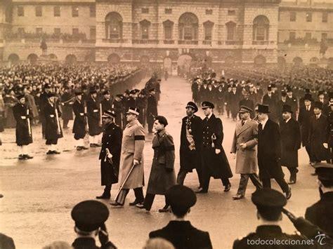 1952 - funeral rey jorge vi del reino unido - t - Comprar ...