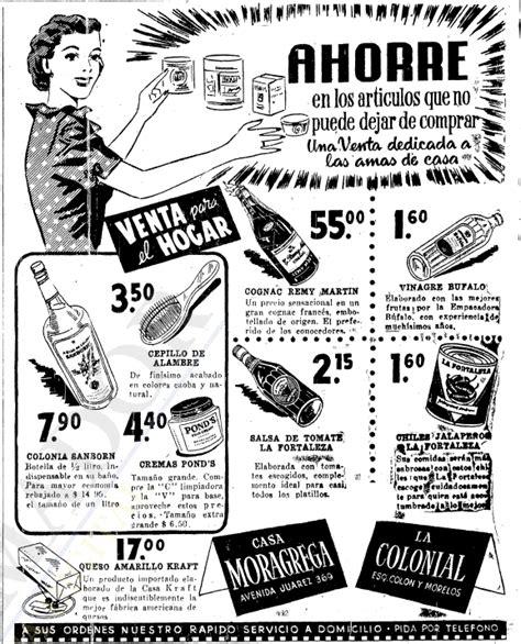 1953 - Supermercado - Anuncio publicado en el Informador ...
