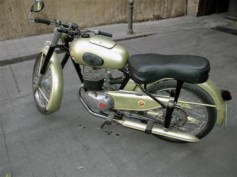 1957 Montesa Brio-81 125 cc - museum exhibit ...