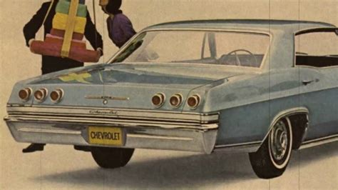 1965 Chevrolet Impala - YouTube