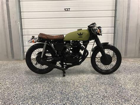 1970 Honda CB350 Cafe Racer | Custom Cafe Racer ...