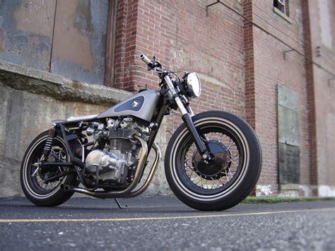 1971 Honda CB450 Bobber - Pipeburn.com