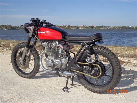 1971 Honda CB450 TRACKER Style Cafe Racer | Custom Cafe ...