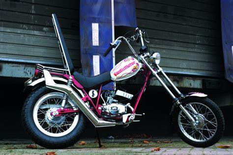 1972 Fantic Motor Concord Chopper 50 | Moped Photos ...