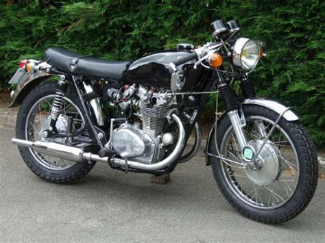 1973 Honda CB450 Cafe Racer Classic Motorcycle Pictures