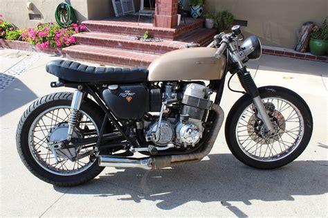 1974 Honda CB750 | Custom Cafe Racer Motorcycles For Sale