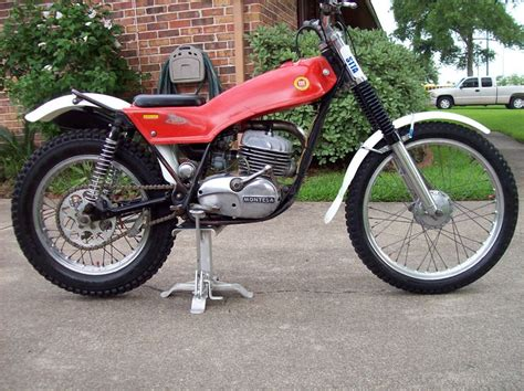 1974 Montesa Cota 247 Trials Bike | My Favorite ...