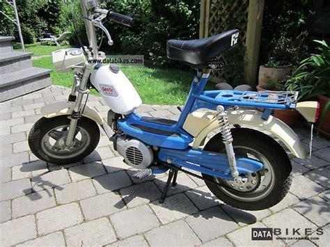 1976 Fantic TX 174 moped