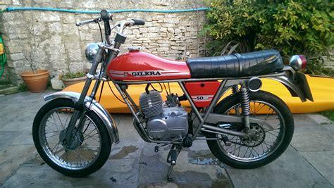 1977 gilera touring classic sports moped not fantic ...