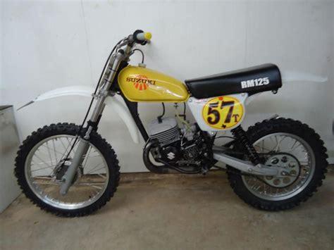 1977 Suzuki RM125 - Bing images