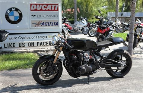 1982 Honda CB 750 Cafe Racer 750 Motorcycle From Tampa, FL ...