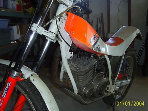 1989, Fantic Motor, 305 Trials Motorcycle For Sale ...