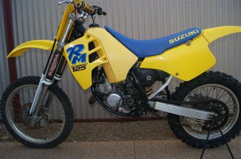 1990 RM125 Guy Cooper Rebuild - Old School Moto ...
