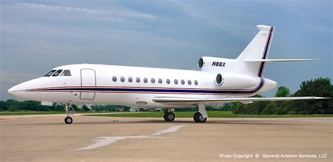 1991   1998 Falcon 900B   General Aviation Services