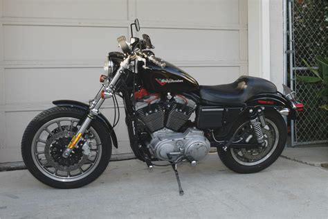 1998 Harley Davidson XLH1200 Sportster: pics, specs and ...