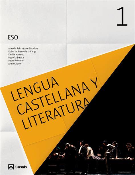 1ESO LENGUA CASTELLANA Y LITERATURA 1 ESO (2015). CASALS ...