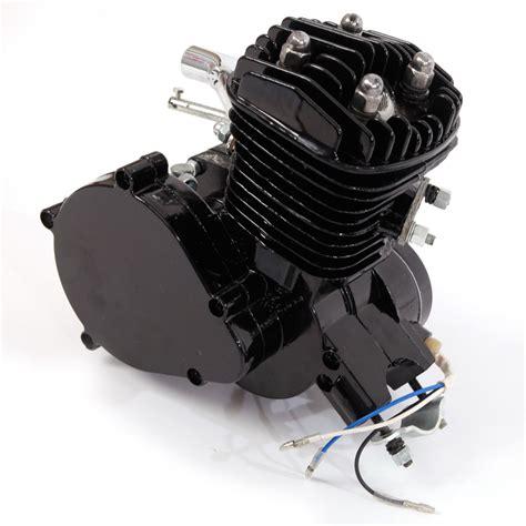 2 80cc Cycle Petrol Gas Engine Motor Kit for Motorized ...