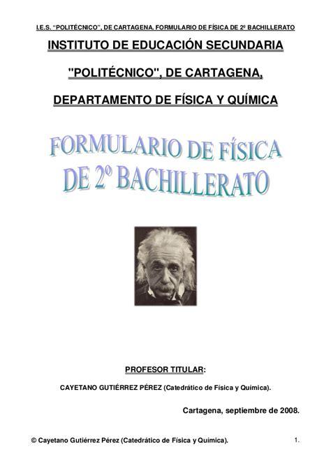 2 bac formulas_fisica