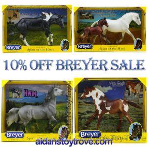 2 Big Breyer Horse Sales!   Aidan s Toy Trove