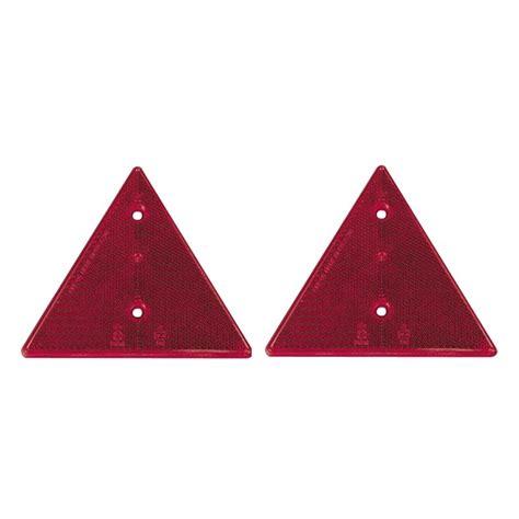 2 catadioptres triangulaires NORAUTO : Norauto.fr