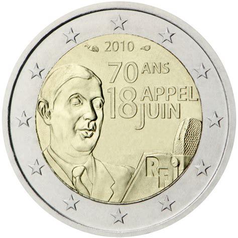 2 Euros Commémorative France 2010 Pièce - Romacoins