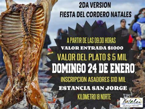 2ª Fiesta del Cordero en Puerto Natales | Identidad y Futuro