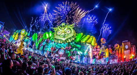 20 Festivales de Música Electrónica TOP [Primavera Verano ...