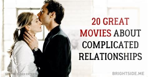 20 great movies about complicated relationships