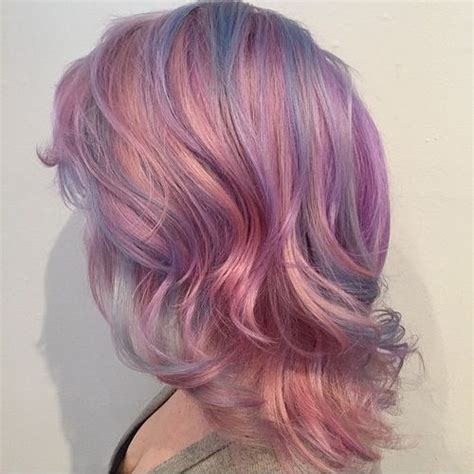 20 Hottest Pink Hairstyles: Pink Ombre, Pastel Colors ...
