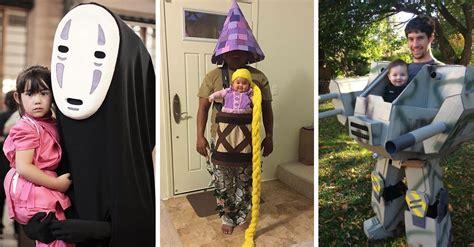 20 Ideas de disfraces de Halloween para padres de hijo