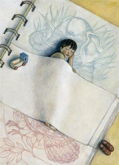 20 ilustraciones fantásticas para fomentar la lectura