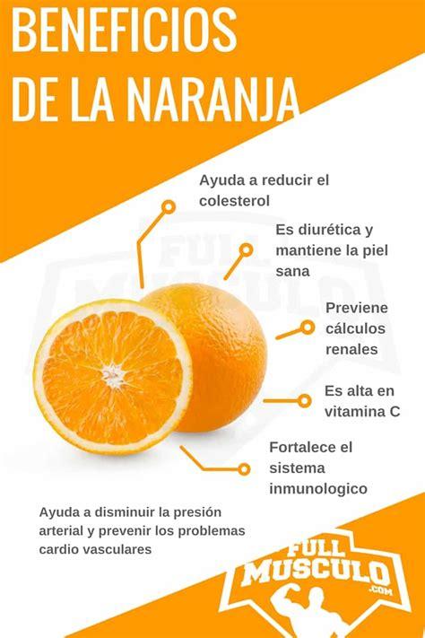 20 Increíbles Beneficios Y Propiedades De La Naranja Que ...