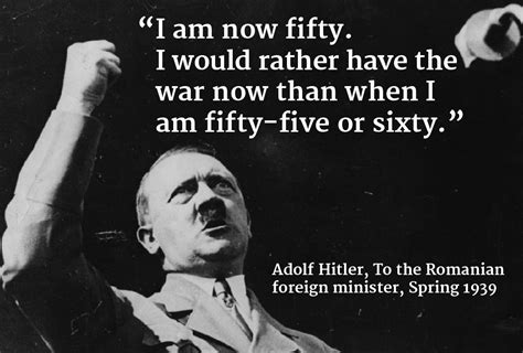 20 Key Quotes by Adolf Hitler About World War Two   Made ...