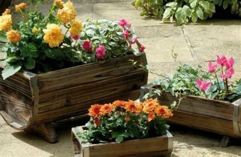 20 manualidades para el balcón, terraza o jardín pequeño ...